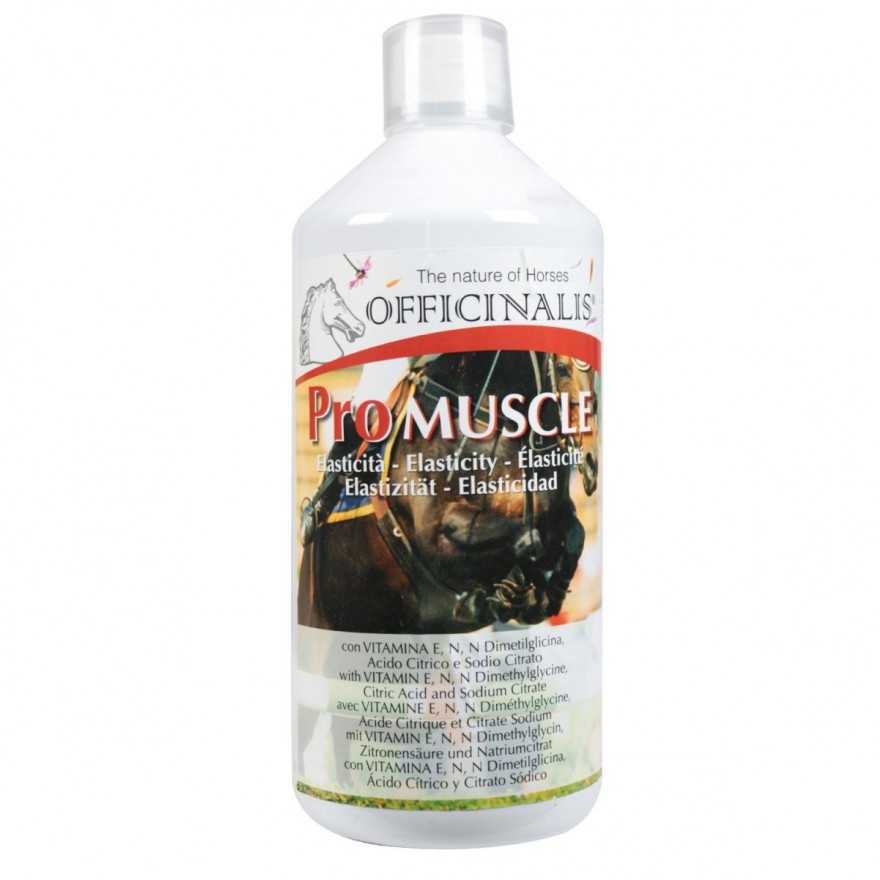Pro Muscle Officinalis, 1 Liter