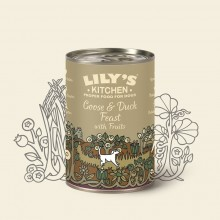 Lily's Kitchen Goose & Duck Feast, 400 g