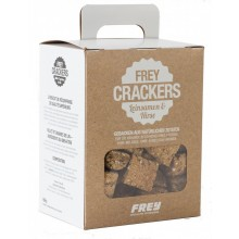 Crackers, Hirse & Leinsamen, 800 g Box
