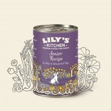 Lily's Kitchen Senior Recipe, 6 x 400 g