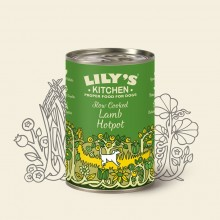 Lily's Kitchen Slow Cooked Lamb Hotpot, 400 g