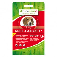bogacare® ANTI-PARASIT Spot-on Hund MEDIUM, 4 x 1.5ml