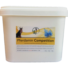 Pferdamin Competition, Pellets